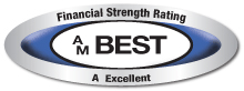 Financial Strength Rating Best AM - Excellent